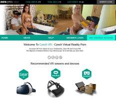 Czech Virtual Reality